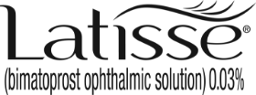 Logo for LATISSE® (bimatoprost ophthalmic solution) 0.03%